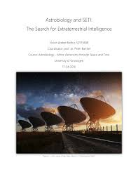 Astrophysicist Cover Letter Carl Saganpng Astrobiology And Seti Pdf Download Available