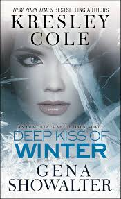 of winter book by kresley cole gena showalter