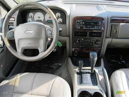 2001 jeep grand interior sandstone interior 2001 jeep grand limited 4x4 photo