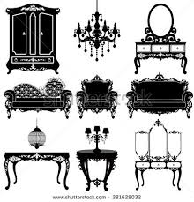 Types Of Antique Chairs Antique Furniture Stock Images Royalty Free Images U0026 Vectors