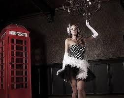Vegas Showgirl Halloween Costume Las Vegas Showgirl Etsy
