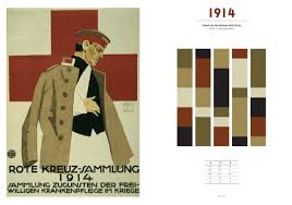 Beautiful Color Combinations 100 Years Of Color Beautiful Color Combinations Of The 20th Century