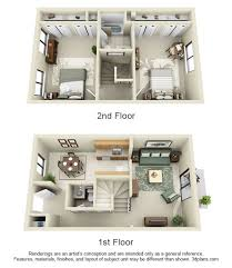Floor Plan 2 Bedroom Apartment 2 Bedrooms 1 5 Bathrooms 1140 Square Feet 1085 Price I Want