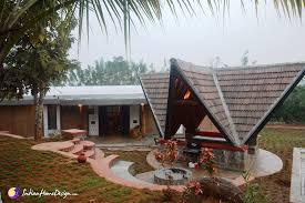 farm house design an unique farm house exterior design by the vrindavan project