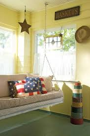 Summer Porch Decor by Enclosed Porch Country Style Decor Interior Home Design Home