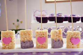 kara s party ideas rice krispie treats from a doc mcstuffins