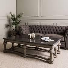 coffee table awesome balustrade legs ottoman coffee table
