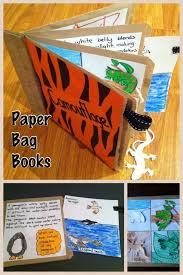 paper bag book report template best 25 paper bag books ideas on paper bag scrapbook