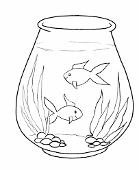 simple coloring pages children objects early learners