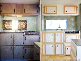 Particle Board Kitchen Cabinets Particle Board Cabinet Makeover Memsaheb Net