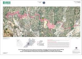 usgs scientific investigations map 3189 flood inundation maps for