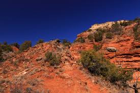 Caprock Canyon State Park Map by Hiking Caprock Canyon Unaffected Photography