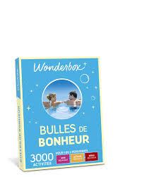 wonderbox telephone siege social coffret cadeau mini coffret bulles de bonheur wonderbox