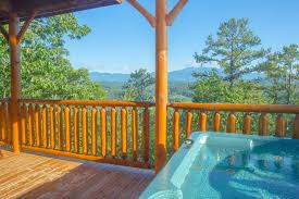 vacation home misty blue one bedroom cabin pigeon forge tn