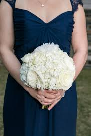 White Hydrangea Bouquet Bouquets Photos Ivory Hydrangea And Rose Bridesmaid Bouquet