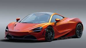 mclaren suv mclaren 720s rendering looks production ready