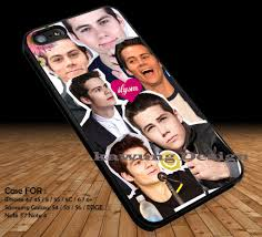 dylan o u0027brien collage iphone 6s 6 6s 5c 5s cases samsung galaxy