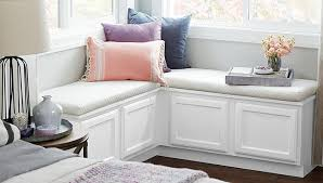 Corner Bench With Storage Corner Bench