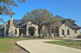 Custom French Country House Plans Luxury Hill Country Home Authentic Custom Homes