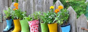 idee fai da te per il giardino riciclo 12 idee fai da te per personalizzare il giardino