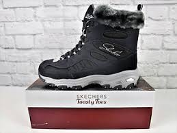 skechers womens boots size 11 skechers toasty toes boots womens size 9 5 or 11 your choice