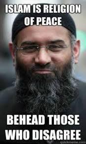 Muslim Man Meme - meme perfectly illustrates why islam isn t a religion of peace