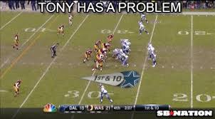 Tony Romo Interception Meme - tony romo gif by burith find download on gifer
