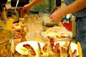 cours de cuisine tours indre et loire cours de cuisine pour 2 aux ateliers de saperlipopote à tours 37