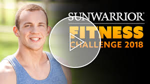 Challenge Around Neck Join Our Fitness Challenge Sunwarrior
