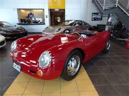 porsche spyder replica 1955 porsche spyder for sale classiccars com cc 996354