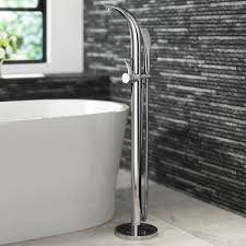 stand alone shower chic bath with shower vidago bath mixer tap chic bath with shower vidago bath mixer tap with hand held shower head
