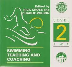 swimming teaching and coaching level 2 amazon co uk rick cross