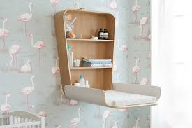 small baby changing table parisian change table designed for small spaces mum s grapevine