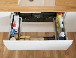 kitchen sink storage ideas best 25 sink storage ideas on kitchen
