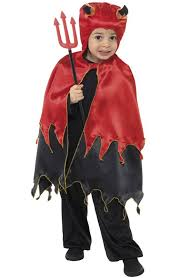 Youth Boy Halloween Costumes Red Devil Toddler Boys Costume Devil Kids Halloween Costume