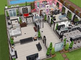 house 20 re design ground level sims simsfreeplay
