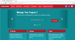 templates for asp net web pages project tracking website using angularjs and asp net web api