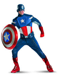 amazon com disguise captain america avengers theatrical