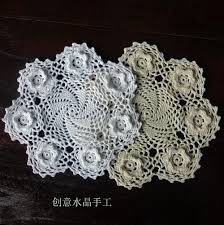 Crochet For Home Decor by Aliexpress Com Buy Free Shipping 2016 New Arrival 6 Pic Lot 100