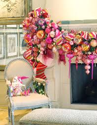Banister Garland Ideas Living Room Enchanting Christmas Decorating Ideas For Living Room