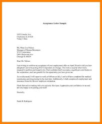 7 job appointment letter addressing letter