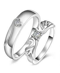 rings for men in pakistan buy silver plated wedding ring for mens womens online in