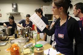 atelier de cuisine lyon atelier de cuisine repas partagé third of seven 100