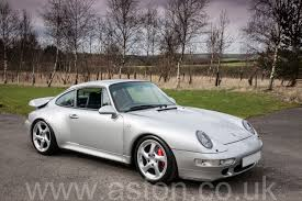 porsche 993 turbo x50 pack for sale from aston workshop