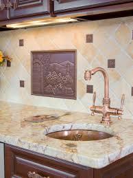 kitchen travertine backsplashes hgtv 14447839 tumbled marble