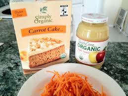native foods blog simply organic carrot cake mix