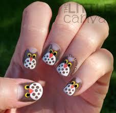 nail art owls choice image nail art designs