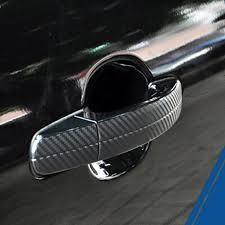 ford focus door handle parts aliexpress com buy 4 colors 4pcs carbon fiber car door handle