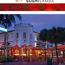 Open Table Miami Sushisamba Miami Beach Restaurant Miami Beach Fl Opentable