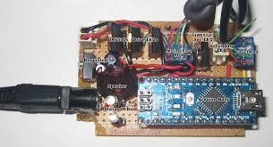 dual led desk light controller arduino plastibots